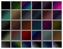 Dark Photoshop Gradients by scully7491 @ deviantart