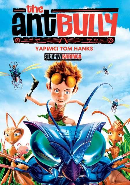 Bitirim Karınca - The Ant Bully - 2006 Türkçe Dublaj MKV indir
