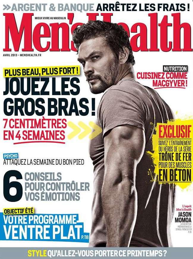 Men's Health N°51 Avril 2013