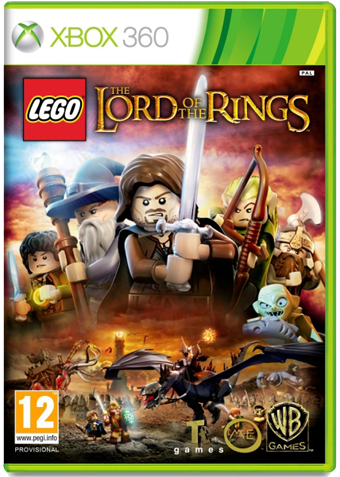 [XBOX360] LEGO The Lord of the Rings - ITA