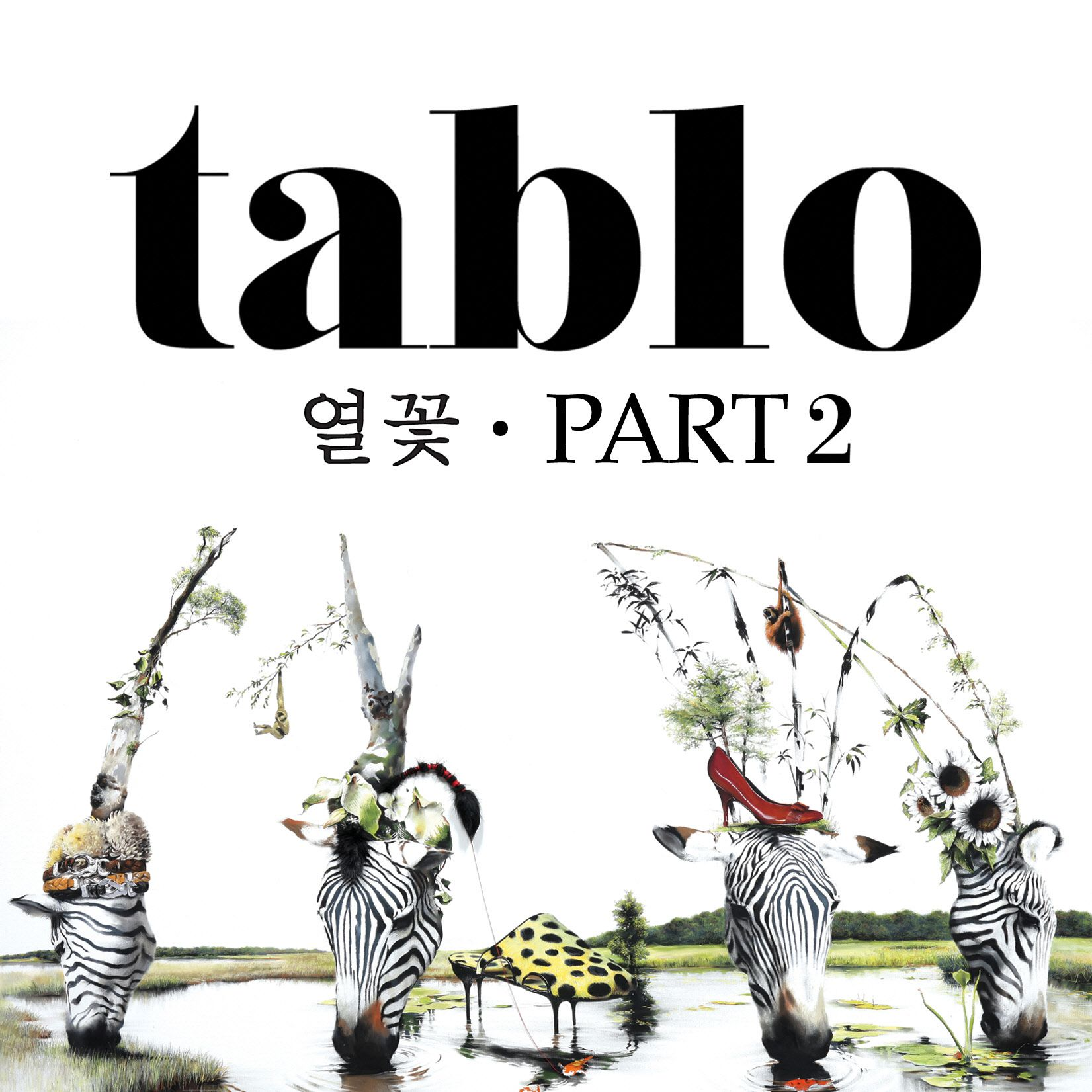 Tablo - Fever's End (Part 2) Album cover