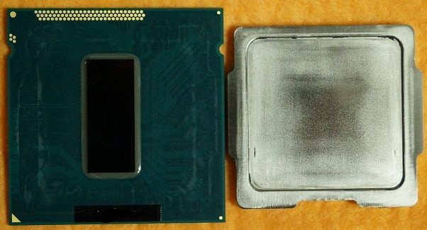 Delidded 4770K on a Naked run!!! - Page 3 - www