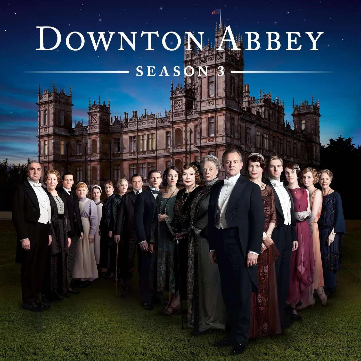 Downton Abbey | DVDRip | S 01-05 | S05E01-E04