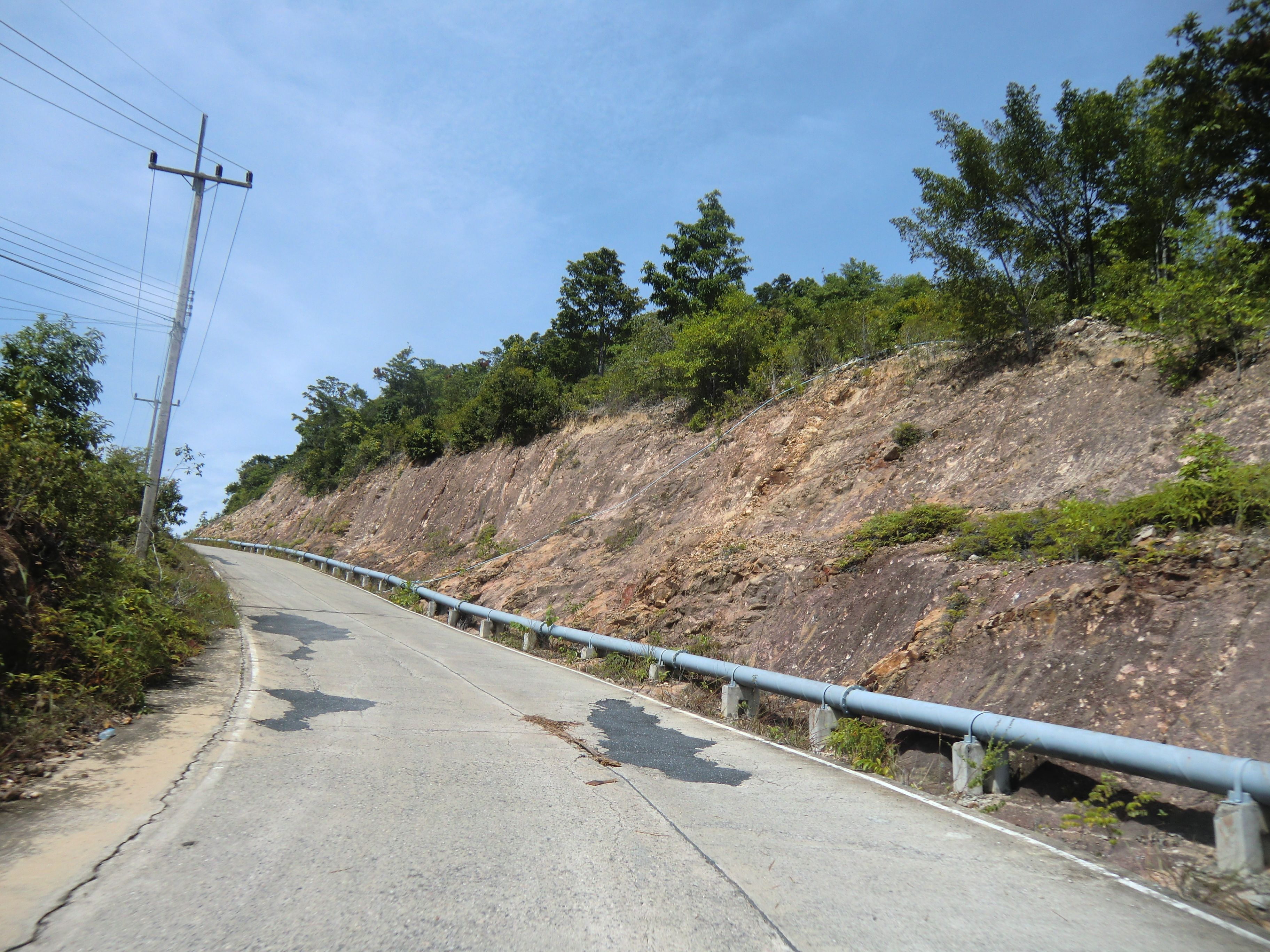Koh Phangan - Umzug zum Mae Haad Beach und Besuch vom Wang Sai Wasserfall 1