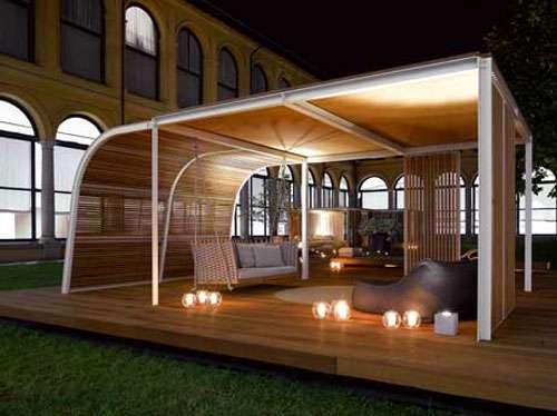 Unas cuantas novedades decofeelings - Iluminacion para terrazas ...