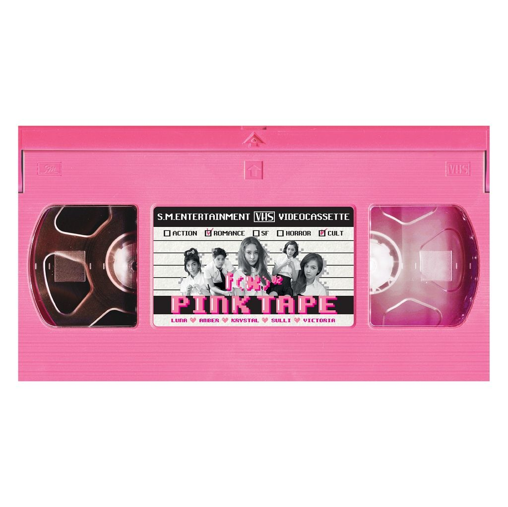 [Album] f(x) - Pink Tape [Vol. 2] (MP3)