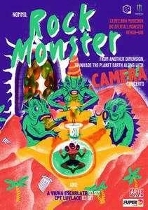 CAMERA Rock Monster SomDireto