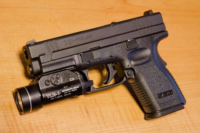 Favorite non-1911  45 ACP fullsize pistol? - Calguns net