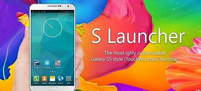 S Launcher Prime (Galaxy S5 Launcher) v2.1 APK Full indir